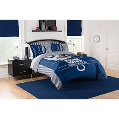 COMFORTER SET DRAFT-COLTS,