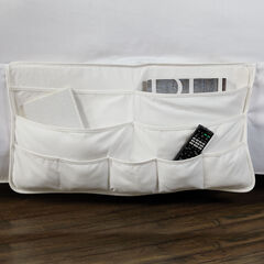 Oversized Side-of-Bed Soft Storage,