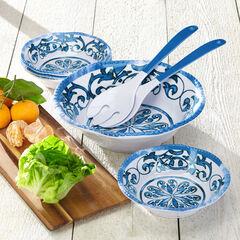 7-Pc. Salad Set,
