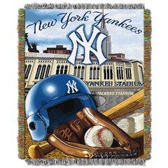 Yankees HomeField Advantage Throw,