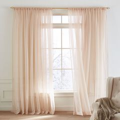 Ophelia Shimmer Curtain,