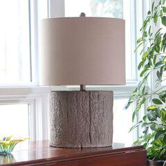 Maris Faux Driftwood Lamp,