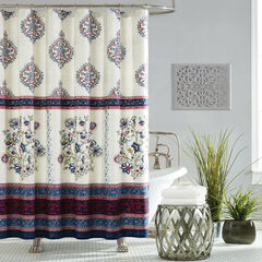 Jessica Simpson Verbena Shower Curtain,