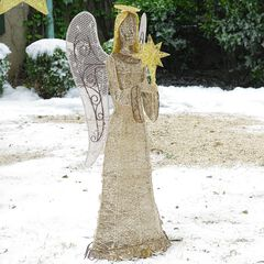 Large Crystal Splendor Angel,
