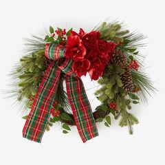 "33"" Bellmead Wreath ,"
