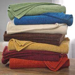 Chenille Blanket,