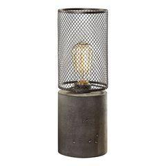 Ledro Thick Concrete Lamp,