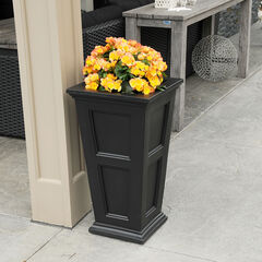 "Fairfield 28"" Tall Planter,"