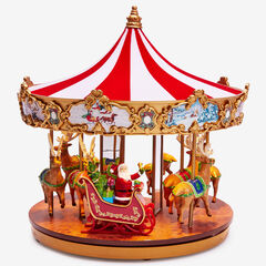 Mr. Christmas Very Merry Carousel,
