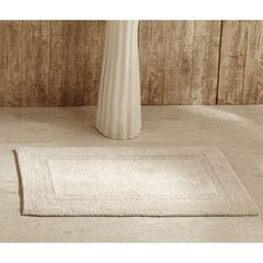 """Lux Collections Bath Mat Rug 17"""" X 24"""" Rectangle,"""
