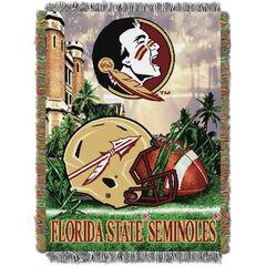 Florida State HFA Throw,