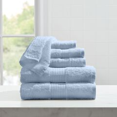 BH Studio 6-Pc. Bath Set, WEDGEWOOD BLUE