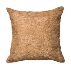 Silky Herringbone Textured Pillow,