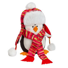 Plush Penguin,