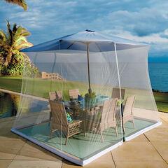 Mesh Mosquito Umbrella Canopy,