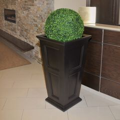 "Fairfield 40"" Tall Planter,"