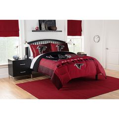 COMFORTER SET DRAFT-FALCONS,