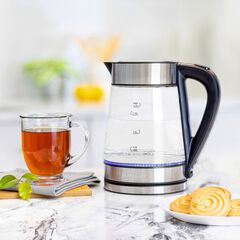 1.7 Liter Analog Rapid Boil Electric Kettle ,