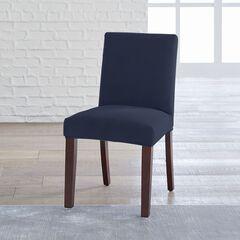 BrylaneHome® Studio Vera Stretch Velvet Dining Chair Slipcover,