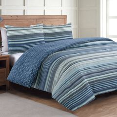 Estate Collection Taj Comforter, BLUE