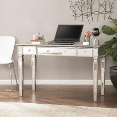 Wedlyn Mirrored Writing Desk,