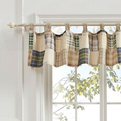 Oxford Window Valance by Greenland Home Fashions,