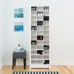 36-Pair Shoe Storage Rack,