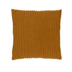 "Chenille 16"" Square Pillow,"