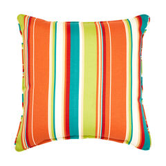 "16"" Sq. Toss Pillow, COVERT BREEZE"