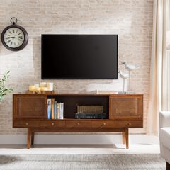 Holly & Martin Simms Midcentury Modern Media Console,
