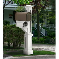 Rockport Single Mail Post,