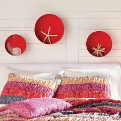 Rosie Round Wall Shelves ,