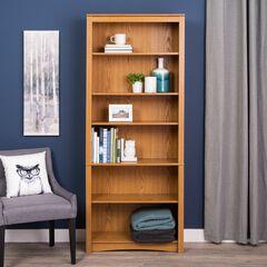 6-Shelf Bookcase,
