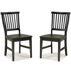 Dining Chairs, set of 2,