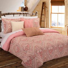 Medallion Comforter Set,