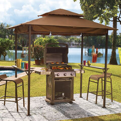Grillzebo Replacement Canopy,