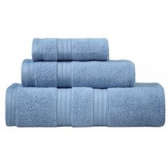 Waterford 3 Piece Bath Rug and Towel Collection,