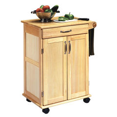 Promotional Wood Cart,