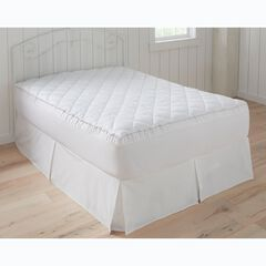 Overfilled Mattress Pad,