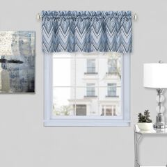 "Avery Window Curtain Valance 58"" x 14"","