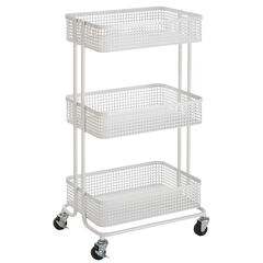 Aristo 3-Tier Rolling Storage Cart,