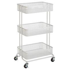 Aristo 3-Tier Rolling Storage Cart,