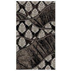Jewel Brown/Black Rug Collection,