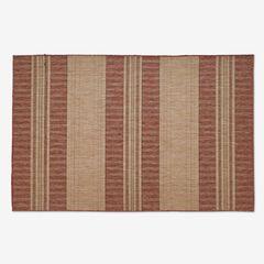 "Carmel Indoor/Outdoor Bold Stripes Rug 6'6"" x 9'4"","