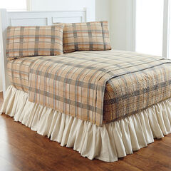 Bed Tite™ Flannel Sheet Set, CARAMEL