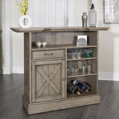 Mountain Lodge Bar by Home Styles,