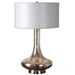 Fabricius Mercury Glass Lamp,