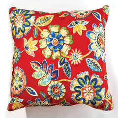 "20""Sq. Toss Pillow, DAELYN CHERRY"