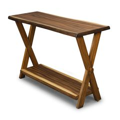 Forest Retreat Console Table by Home Styles,