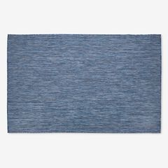 "Carmel Indoor/Outdoor Textured Solid Rug 4'10"" x 7'6"","